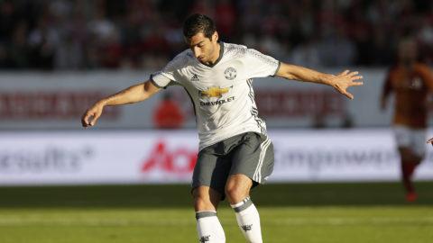Mourinho avslöjar varför han bänkar Mkhitaryan