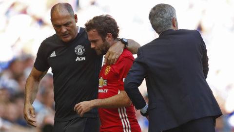 Mourinho förklarar Mata-bytet