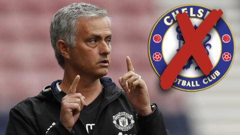 Mourinhos utspel - en pik mot Chelsea?