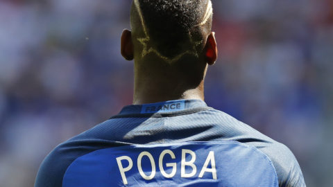 """Pirlo synar Pogba-affären: """"Juventus skrattar fortfarande"""""""