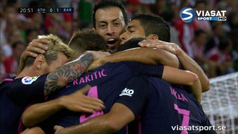 "Rakitic frälste Barcelona med pannan: ""Vilket anfall"""