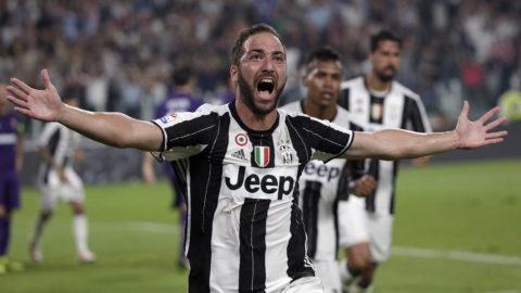 Rekordförvärvet avgjorde i debuten för Juventus