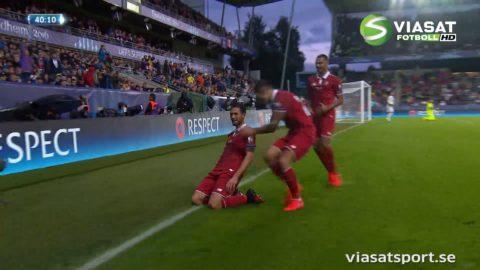 Sevillas nyförvärv smällde till direkt - kvitterade mot Real
