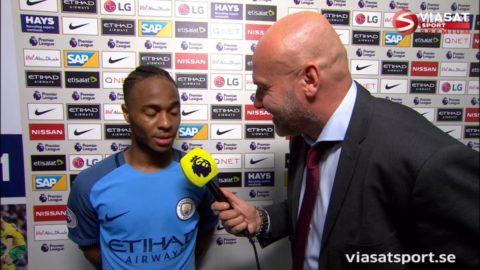 """Sterling om sina två mål: """"Har en bra känsla"""""""