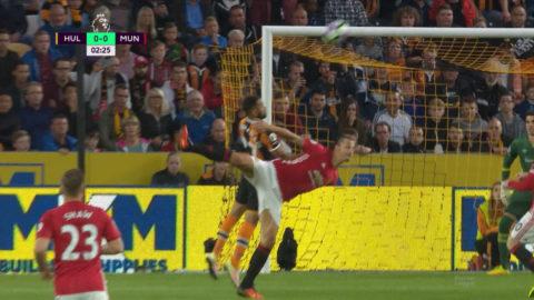 TV: Zlatan-magi - bjöd åskådarna på sin klassiska kung fu-spark