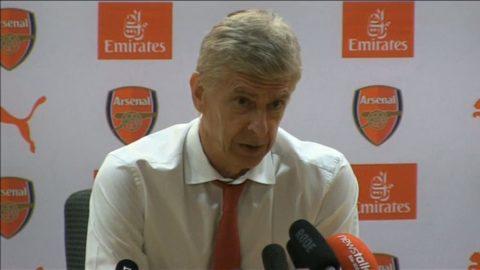 """Wenger: """"Coutinhos kvittering sänkte oss mentalt"""""""