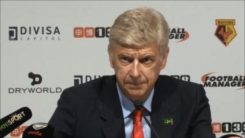 """Wenger: """"Özil behöver göra fler mål"""""""