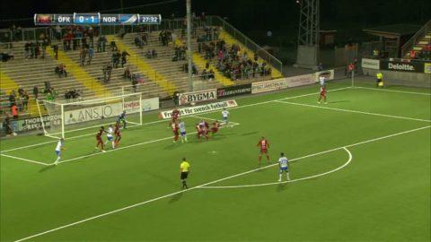 Andersson ger Norrköping ledningen mot ÖFK