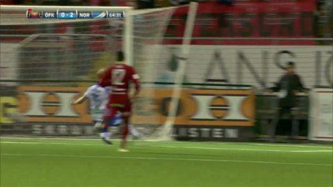 Andersson målskytt igen - stöter in 2-0 för Norrköping