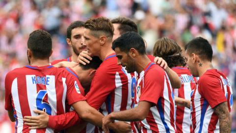 Atlético Madrid fortsatt obesegrade i La Liga