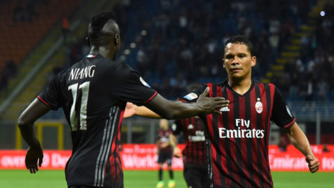 Bacca och Niang segerregissörer för Milan