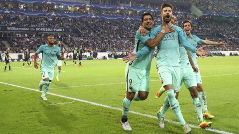Barcelona pressade - men vände och vann