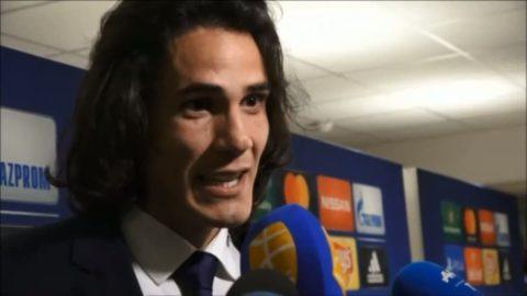 """Cavani efter missarna: """"Jag tar på mig ansvaret"""""""