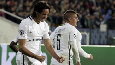 Cavani frälsare när PSG vände och vann