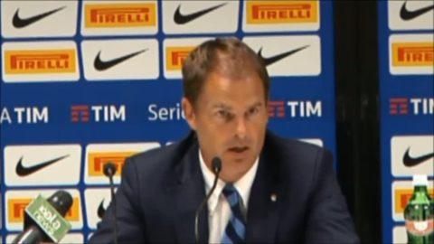 """De Boer efter segern mot Juventus: """"Vi kan slå alla lag"""""""