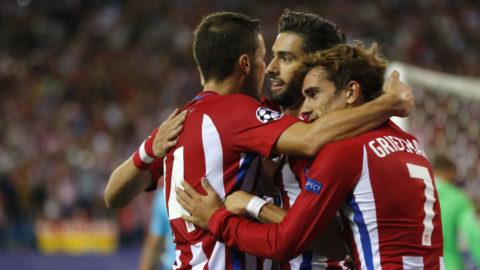 Defensiv mästarklass av Atlético Madrid