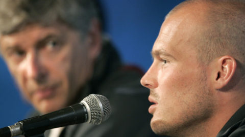 """Fredrik Ljungberg hyllar förre tränaren: """"Han gnäller aldrig"""""""