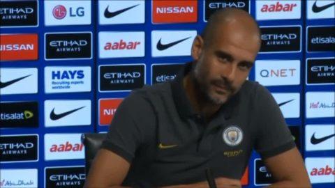 """Guardiola: """"Kanske behöver vi en förlust så snart som möjligt"""""""
