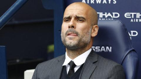 """Guardiolas superhyllning till stjärnan: """"Han gör allt"""""""