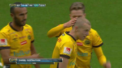 Gustavsson kommer loss - utökar Elfsborgs ledning