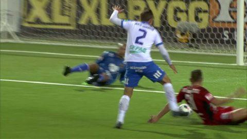 Höjdpunkter: Andersson med dubbla mål när Norrköping vann mot ÖFK