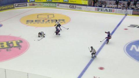 Höjdpunkter: Felskär gav Växjö extrapoängen mot HV71