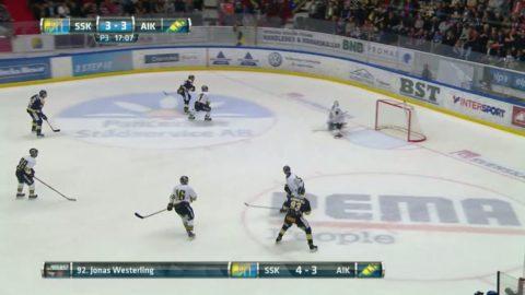 Höjdpunkter: Westerling sänkte AIK med en kanon i krysset