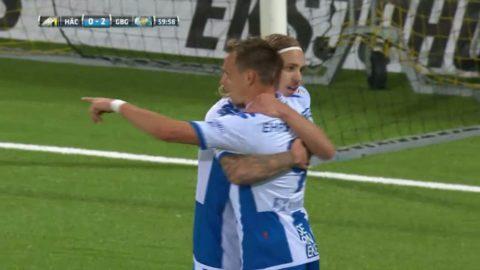 IFK Göteborg kontrar in 2-0 - Omarsson avslutar