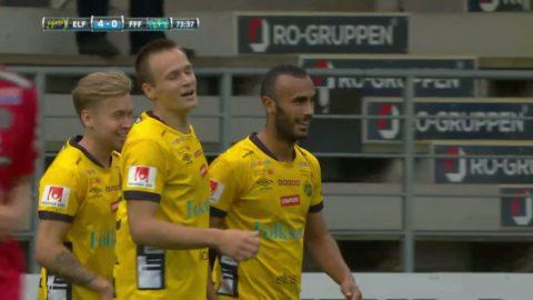 Jebali utökar Elfsborgs ledning till 4-0