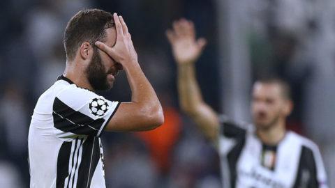 """Juventus tappade poäng: """"Besviken på Allegri"""""""