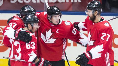 Kanada vann gruppfinalen - Sverige får möta Europa