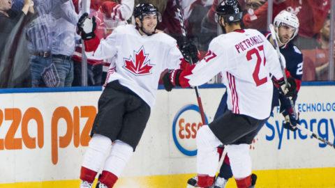 Kanada vann prestigemötet - USA utslagna