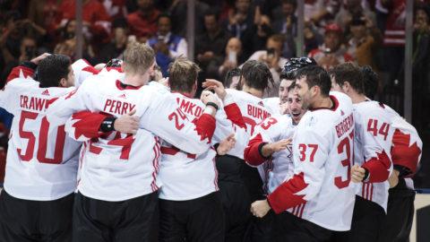 Kanada vinnare av World Cup - stod för guldvändning i slutet