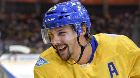 Karlsson vill vinna mer än individuella priser
