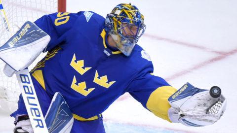 Lundqvist stor hjälte mot Finland