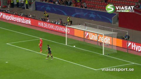 Mål: Bayer Leverkusen utökar (2-0)