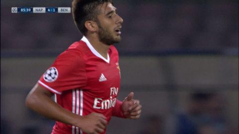 Mål: Benfica slår till igen mot Napoli (4-2)