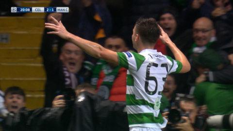 Mål: Celtic tar ledningen på nytt (2-1)