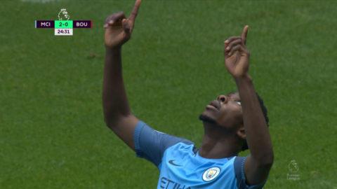 Mål: City utökar - Iheanacho nätar (2-0)