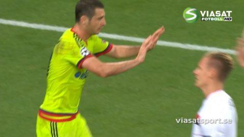 Mål: Dzagoev nätar - CSKA Moskva reducerar (2-1)