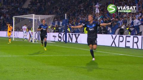 Mål: Köpenhamn kvitterar - Cornelius nätar (1-1)
