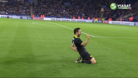 Mål: Målfesten fortsätter - Fabregas slår till igen (2-4)