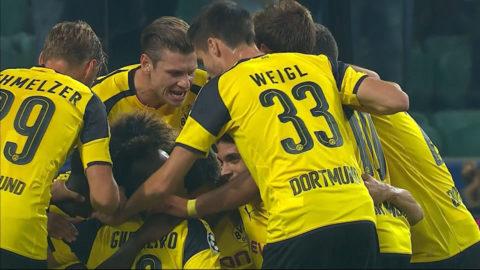 Mål: Papastathopoulos utökar för Dortmund (0-2)