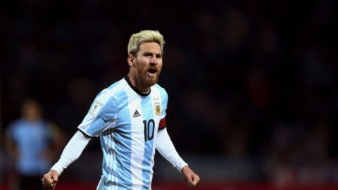 Messi tillbaka i Argentina - då blev han matchhjälte direkt