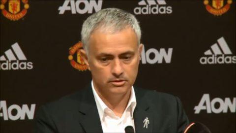 """Mourinho om petningen av Rooney: """"Det är inget problem"""""""