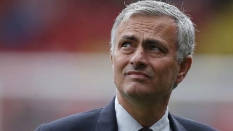 """Mourinhos försvar: """"Jag kan inte kontrollera domarna"""""""