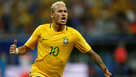 Neymar frälste Brasilien - igen