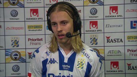 """Omarsson är inte trött efter vinsten: """"Kan spela tre matcher till"""""""