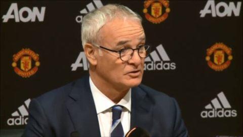 """Ranieri efter storförlusten: """"Märklig match"""""""