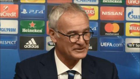 """Ranieri om att ta över som engelsk manager: """"Jag vet inte"""""""